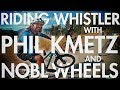 RIDING WITH SKILLS WITH PHIL! | We take a lap down the gnarly Micro Climate in Whistler, BC