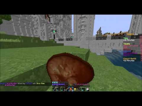 Minecraft: SG W/ Eeveie WOMBOCOMBO