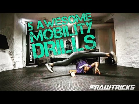 Improve Strength and Mobility with these 5 awesome Exercises