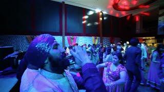 Tukur Tukur   Punjabi Wedding LipDub   #thasysangeetha