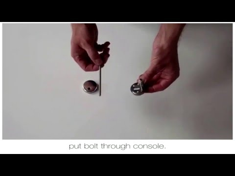 How To Fit A Pressalit D59 Toilet Seat Hinge
