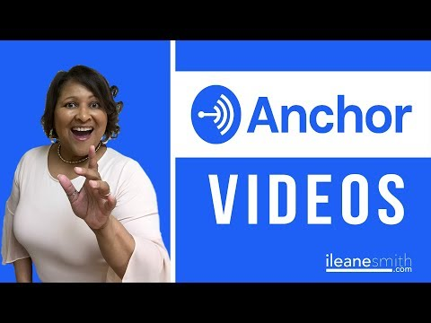 Promote Your Podcast with an Anchor Video [Audiogram]