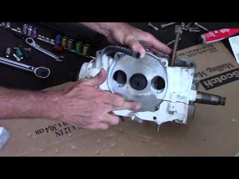 1996 Seadoo GTX Rotax 787 driveshaft PTO problem?