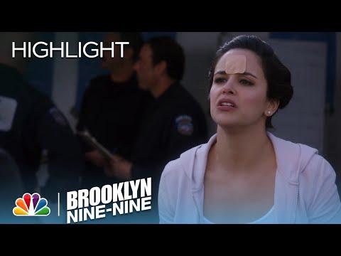 Amy Gets The Urge To Smoke A Cigarette | Season 5 Ep. 22 | BROOKLYN NINE-NINE