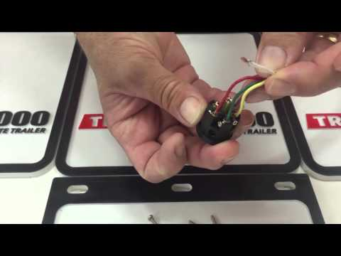 How to Wire a 6 Pin Round Trailer Plug