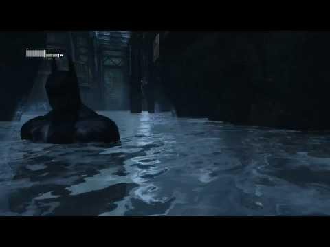Underwater Bat - Batman Arkham City