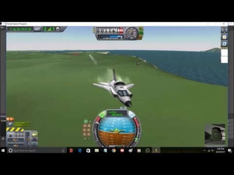 How to make maneuverable a plane on Ksp