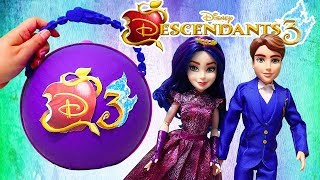 Download Descendants 3 LOL Big Surprise Custom Ball with Toys and Dolls for Kids | SWTAD Video