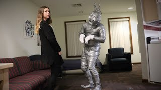Catching a Child Predator   Duct Taped Bunny (Social Experiment)