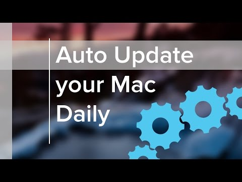 Update Your Mac Every Day - Terminal Hack! - I Dare You!