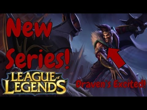 New Series for League of Legends! - 2014 Ranked Placement Matches Anxiety!