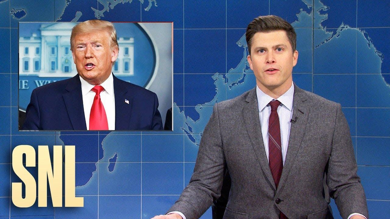 Weekend Update: Trump Talks Coronavirus - SNL