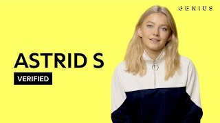 """Astrid S """"Think Before I Talk"""" Official Lyrics & Meaning   Verified"""