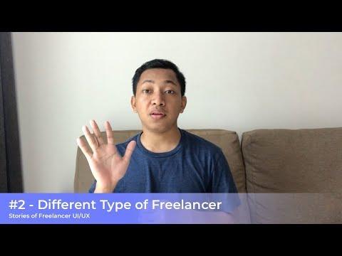 #2 - Decide Type of Freelancer - Freelancer UI/UX Design