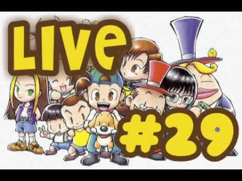 LIVE Harvest Moon BTN #29