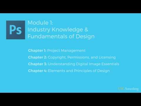 Introduction: Photo-Editing Skills Modules
