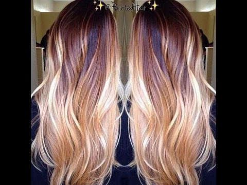 30 Hair Highlight Ideas to Copy Now | Trendy Ways to Highlight Your Hair