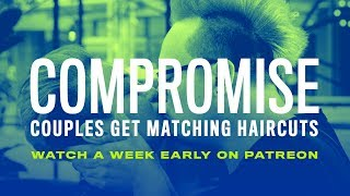 Couples Get Matching Haircuts - Teaser