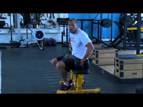 How To Build Big Legs!