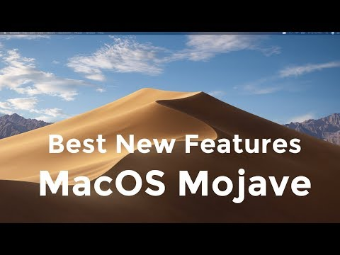 The Best New MacOS Mojave Features