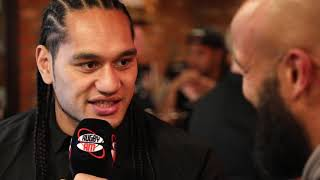 Marty Taupau: My top five toughest opponents