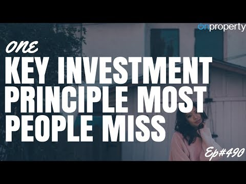 1 Key Investment Principle Most People Miss: Responsibility