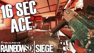 The 16 Second IQ Ace - Aces Of August (Rainbow Six Siege)