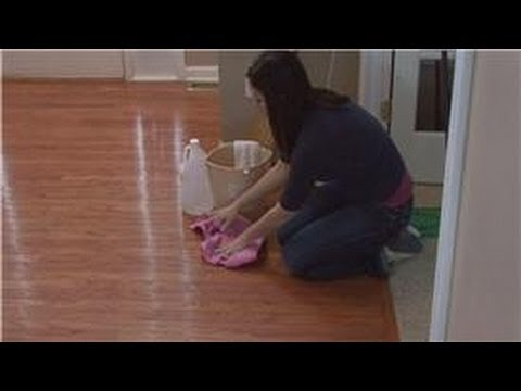 Housekeeping Tips : How to Clean Pet Urine Out of Wood Floors
