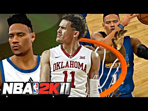NBA 2K11 MyPLAYER TRAE YOUNG #7 - ALMOST SENT TO THE D-LEAGUE FOR PLAYING TRASH! TRAE GOT A HAIRCUT!