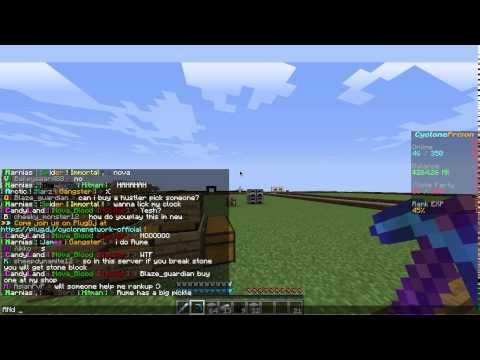 minecraft cycloneprison how to get furnaces
