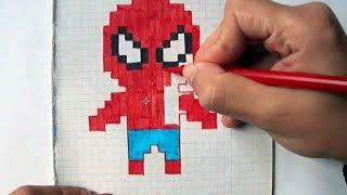 How to Draw Spiderman -Super Easy Video Lesson(Ehedov Elnur)Kolay Örümcek Adam Çizimi _как научиться рисовать человека паука поэтапно  Production Music courtesy of Epidemic Sound!
