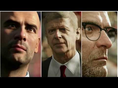 FIFA 17 EA Play Press Conference