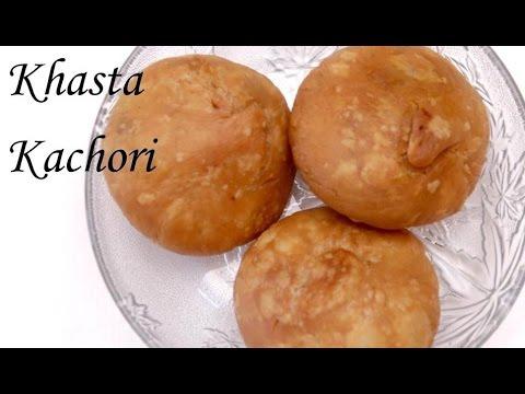 Instant Khasta Kachori Recipe | How to Make Best Khasta Kachori | Moong Dal Kachori Recipe