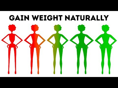 How to Gain Weight Naturally Less Than In One Month