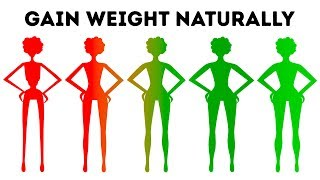How to Gain Weight Naturally in 1 Month