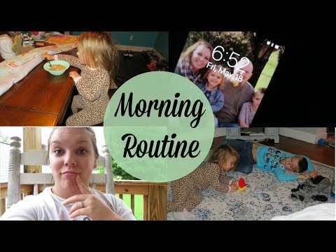 Morning Routine | Breakfast, Cleaning & Hot TEA! .