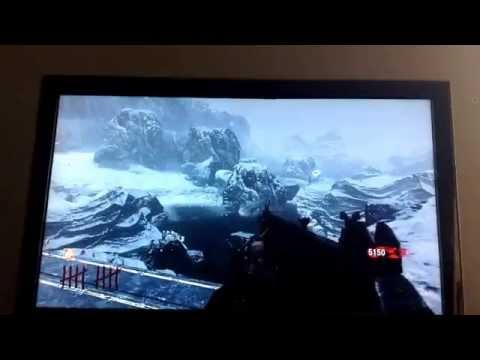 How to get rid of gorge in call of the dead