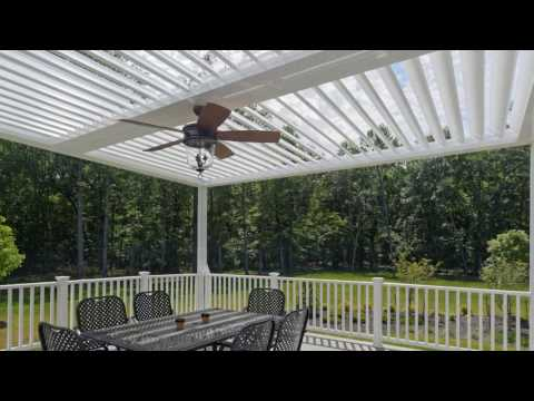 Equinox Louvered Roof System - Core Outdoor Living