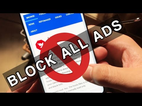 How to Remove/Block All Ads from Android Apps | 100% Free | ROOT ONLY