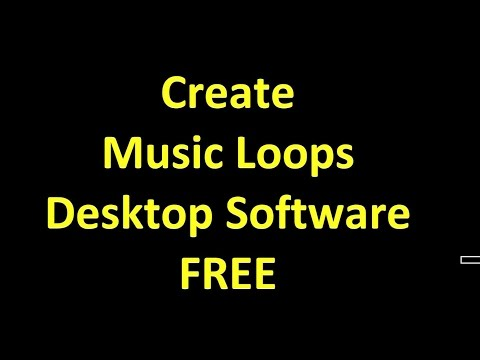Create Royalty Free Music Loop for commercial use Its Free Non Tech Free Fruity type Music Maker