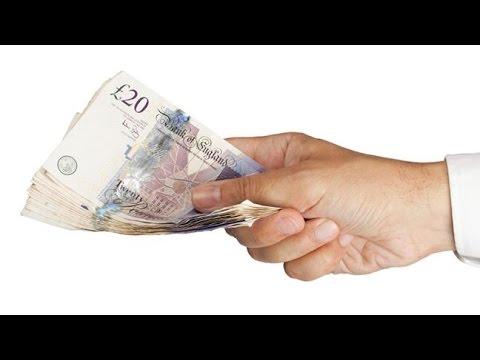 Quick Cash - Powerful 5 mins 3rd Eye Awakening Binaural Beat Session UK Pounds **1080p**
