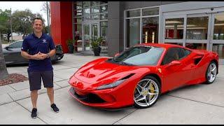 Is the 2020 Ferrari F8 Tributo the BEST new Ferrari EVER?