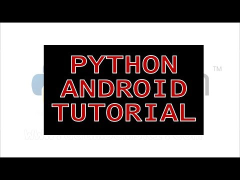 Python Android Tutorial: Application Comparison, Installing, First App, GUI (Pydroid, QPython) Part1