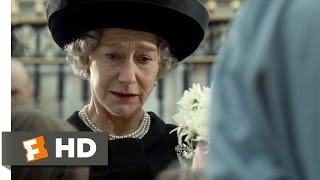 The Queen (7/10) Movie CLIP - Flowers for the Queen (2006) HD