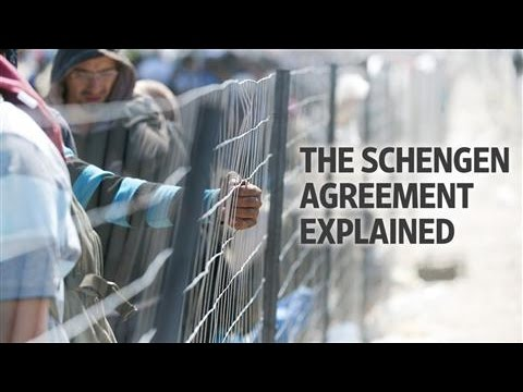 Migrant Crisis: The Schengen Agreement Explained