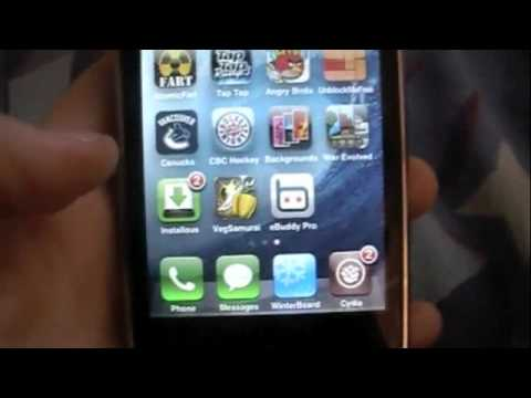 iPhone/ iPod Touch: How to get free apps using Cydia