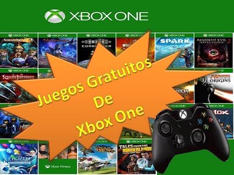 Juegos Gratuitos de Xbox One