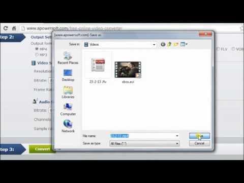 Best way to convert flv to mp4 for free
