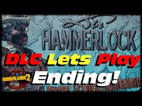 Borderlands 2 Sir Hammerlock's Big Game Hunt DLC Ending