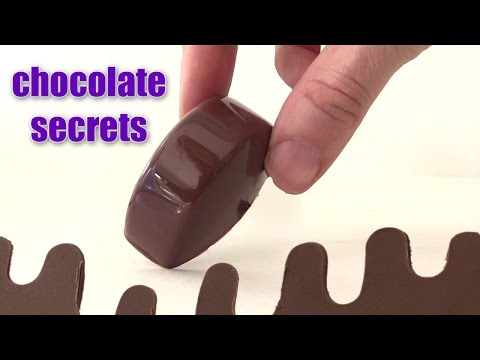 CHOCOLATE SECRETS  How To Cook That Ann Reardon Temper